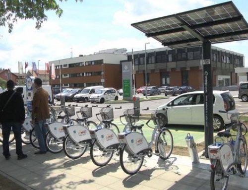 Sustav javnih bicikala u Velikoj Gorici