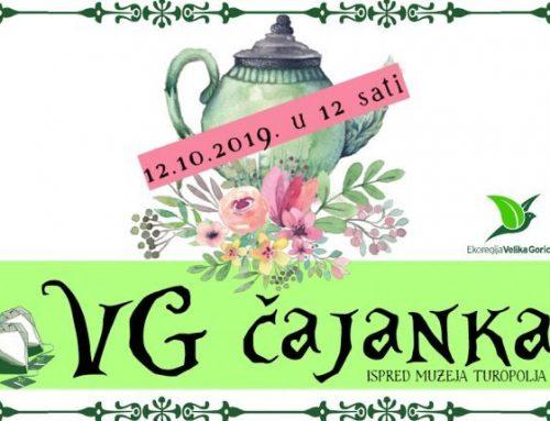 VG Čajanka 12.10.2019.
