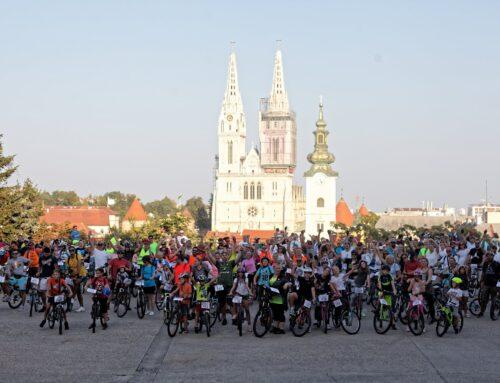 Održana četvrta Biciklijada VG ZG VG