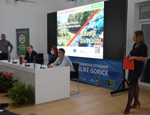Saznajte sve o projektu 'Pametno gospodarenje otpadom Grada Velike Gorice'